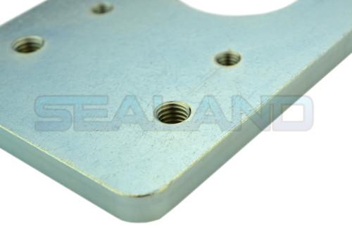 Topcon Excavator Tilt Sensor Mount Plate