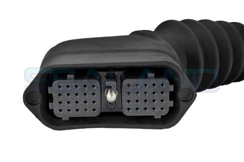 Topcon Satel to MC-R3 Cable