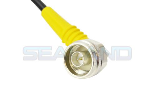 Topcon Main GPS Antenna to MC-i Cable - Yellow