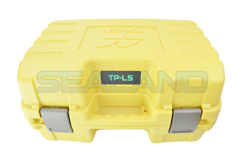 Topcon TP-L5G Pipe Laser Carry Case