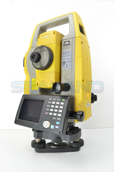 "Topcon DS-105 5"" Robotic with FC5000 Controller Reconditioned"