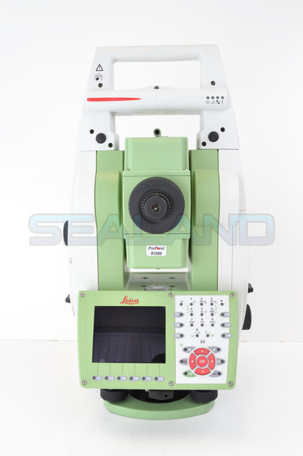 "Leica TS15 5"" R1000 Total Station with CS15 Reconditioned"