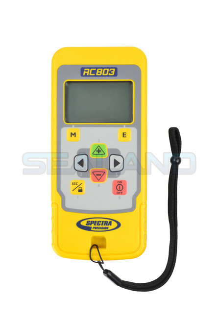 Spectra RC803 Remote
