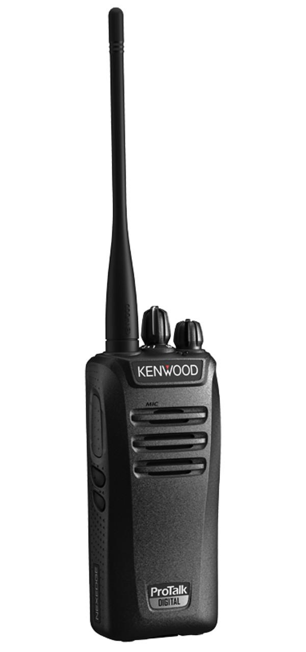 Kenwood NX 340U16P ProTalk NXDN Digital 5 Watt UHF Radio