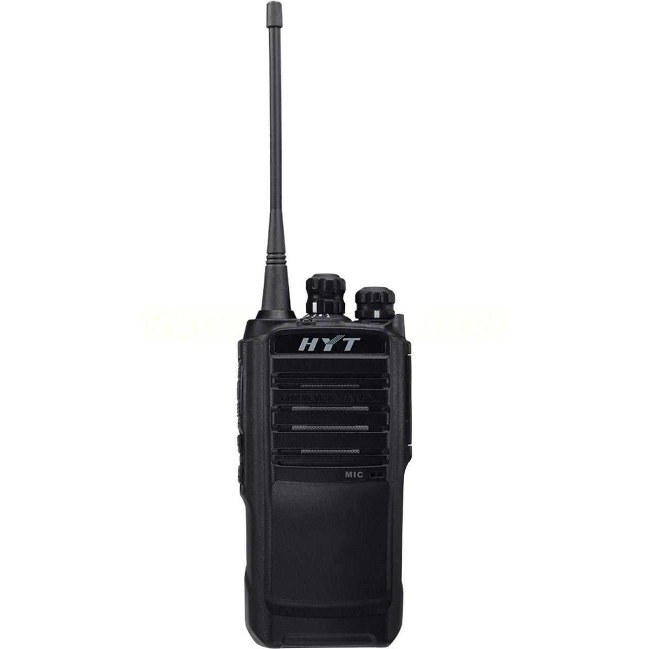 Hyt Tc 508 Analog Portable Radio Two Way Direct
