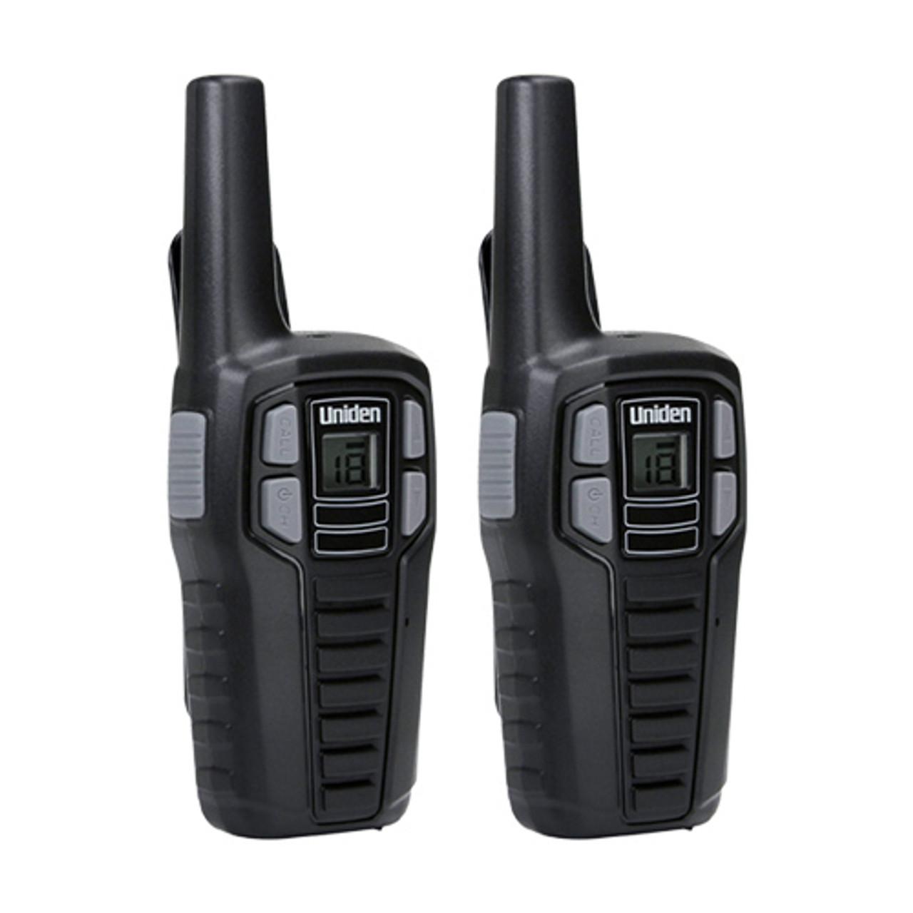 Uniden Sx167 2ch Uniden Walkie Talkie Set Two Way Direct