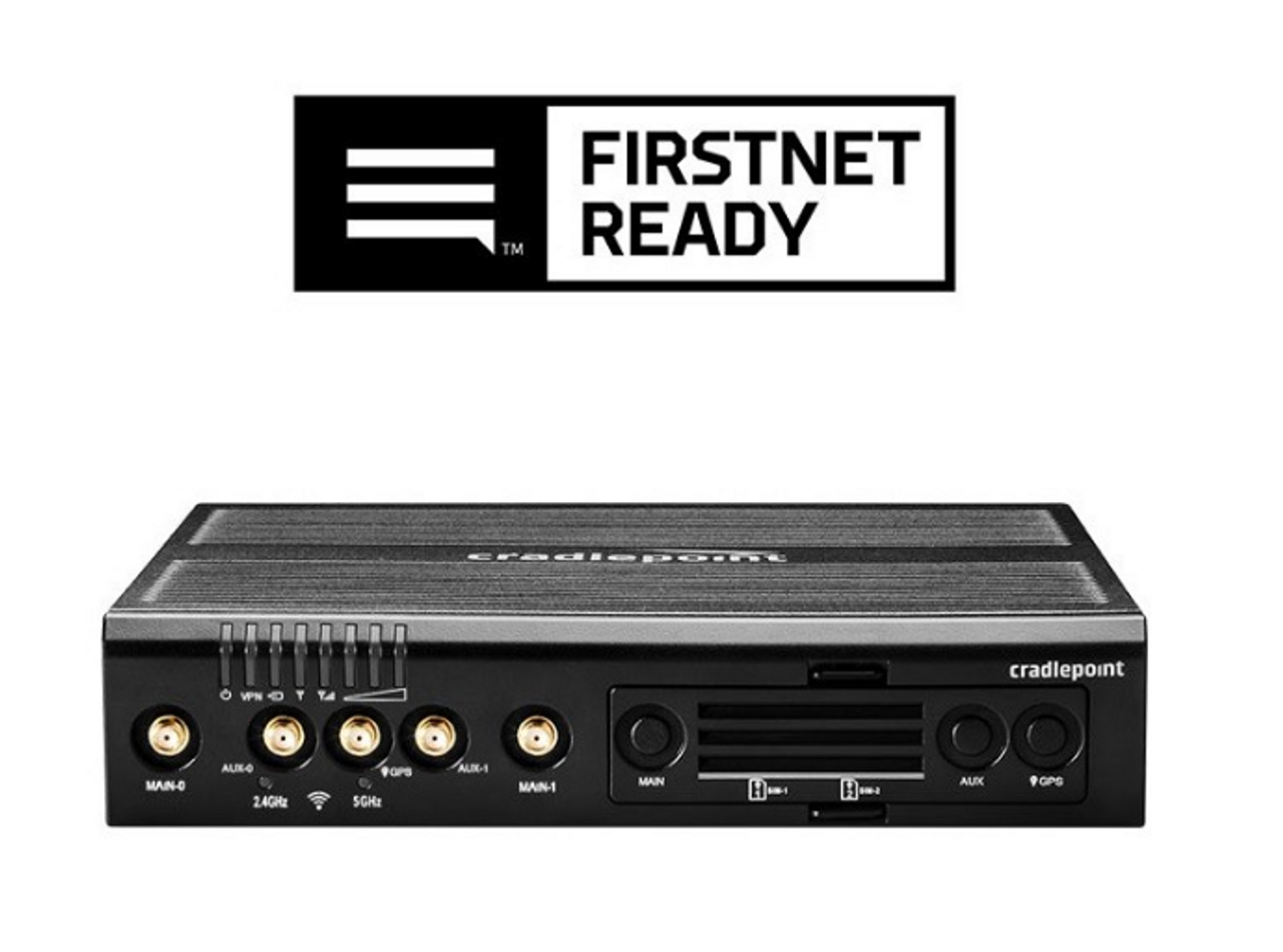 FirstNet Ready™ Cradlepoint AER2200-1200M Branch Router