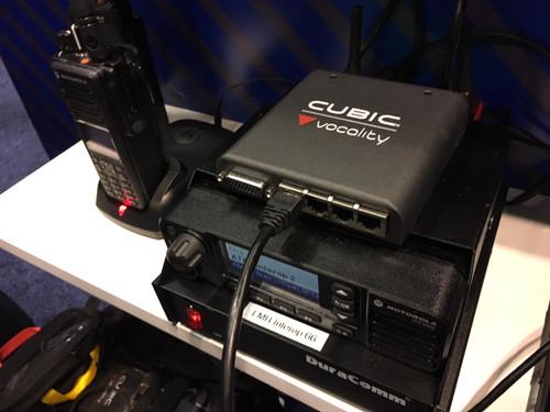 Vocality Radio Over IP (Land Mobile Radio Interoperability Kit)