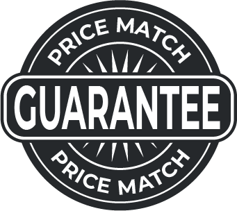 Price Match Guaranteed Badge