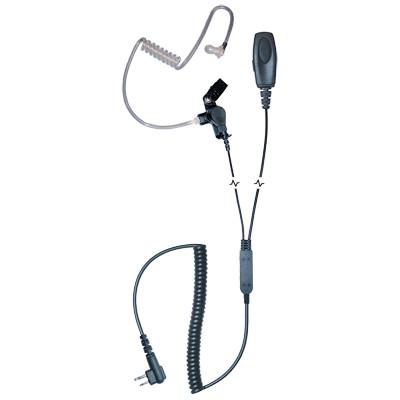 Icom IC-F50 IC-F60 2-Wire Surveillance Kit Earpiece