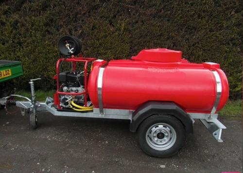 Diesel Pressure Washer (PIL-CWTB400D)