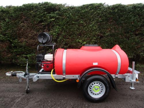 Petrol Pressure Washer (PIL-CWTB400P)