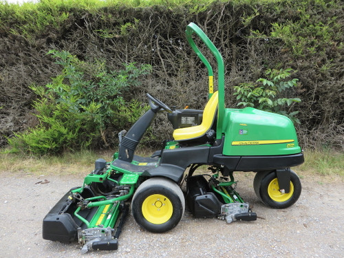 Specialist Suppliers of Used Groundcare Machinery