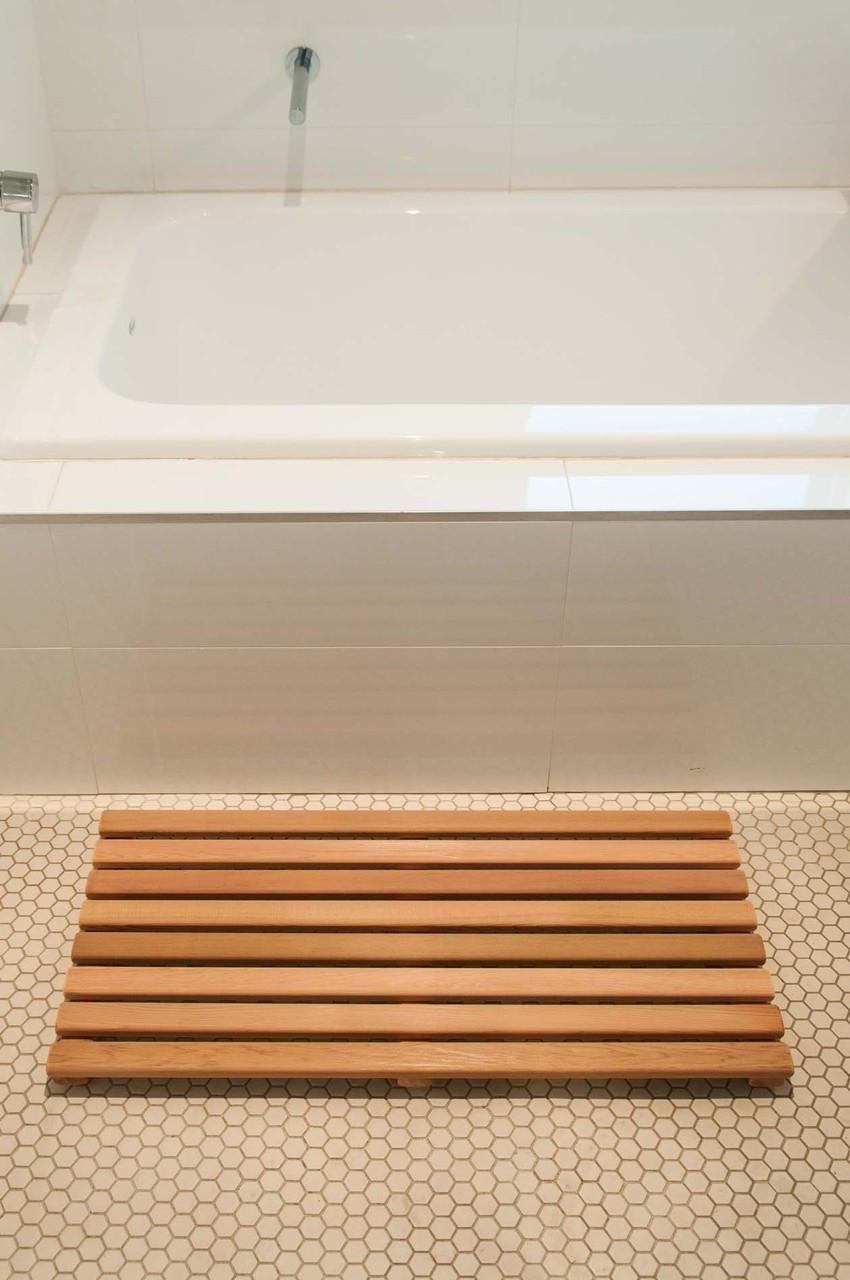 Cedar Bath Mat Large Wood Bath Mats Australia Wooden Bath Mats Cedar Magic