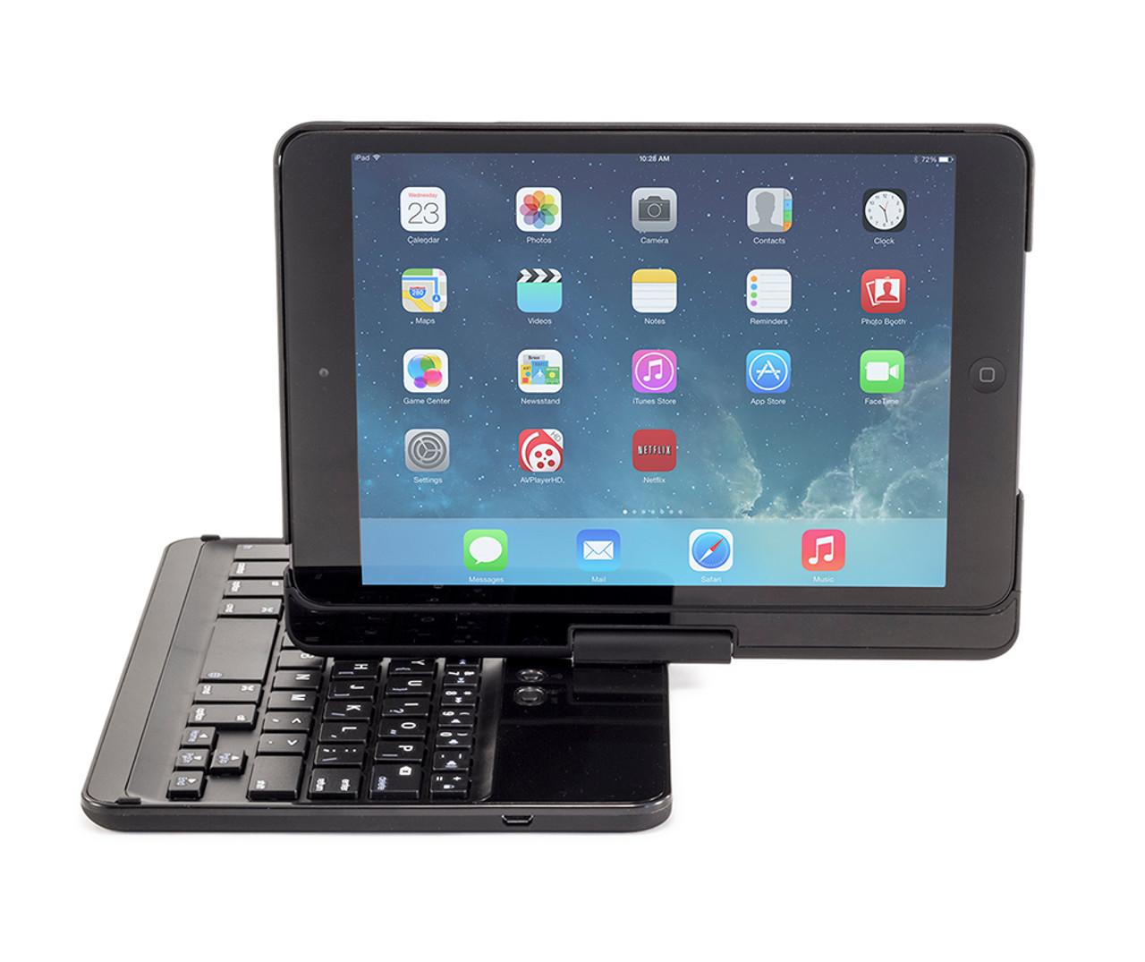 71bb2feab51 360° Rotating Keyboard Case for iPad Mini and Mini 2 - by Kingrain ...