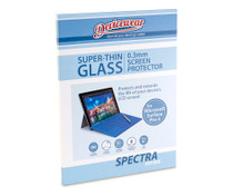 Spectra Series - 0.3mm Tempered Glass Screen Protector for the Microsoft Surface Pro 4 by Devicewear