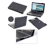 Book Covers Chromebook Case for Samsung Chromebook 3 - by Devicewear