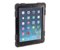 """KeepSAFE 360"" rotating kickstand case for iPad 2, 3, & 4 - by Devicewear"