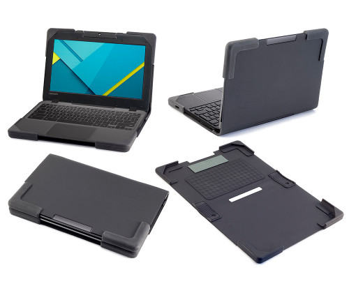 Book Covers Chromebook Case for Lenovo N22 - by Devicewear