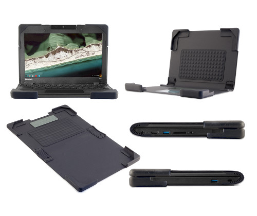 Book Covers Chromebook Case for Lenovo N23 - by Devicewear