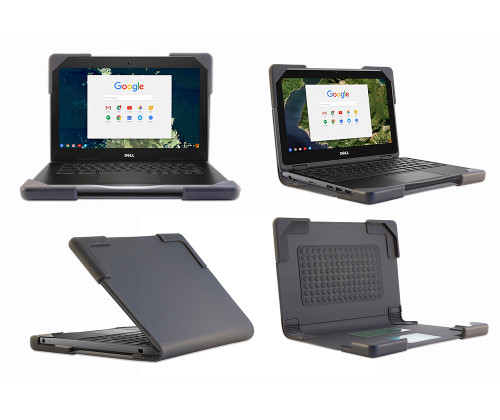 Book Covers Chromebook Case for Dell 3180 11 in. - by Devicewear