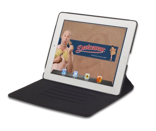 The Ridge™ by Devicewear - Vegan Leather iPad Case (Compatible with  iPad 2, iPad 3, and iPad 4)