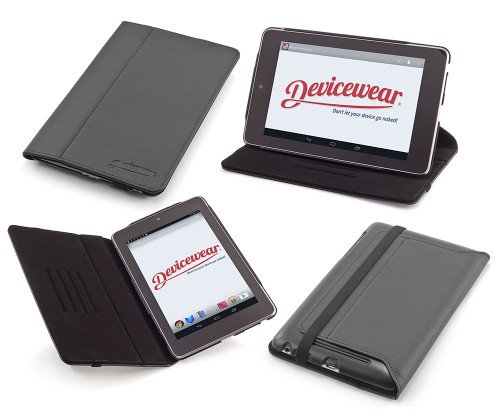 The Ridge™ by Devicewear - Vegan Leather Case for the Original Google Nexus 7