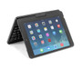 360° Rotating Keyboard Case for iPad Mini and Mini 2 - by Kingrain