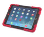 """KeepSAFE 360"" rotating kickstand case for iPad Air - by Devicewear"