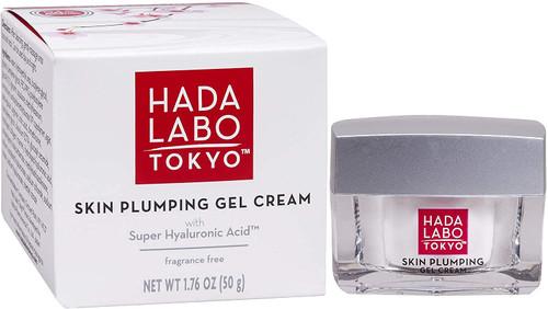 HadaLabo Skin Plumping Gel Smoothing Cream & Perfecting Serum