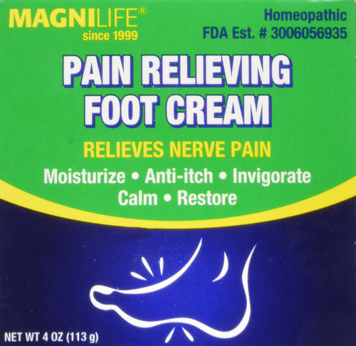 Bestselling Pain Relieving Foot Cream