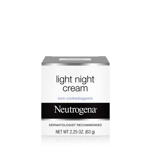 Derm Recommended Light Overnight Cream