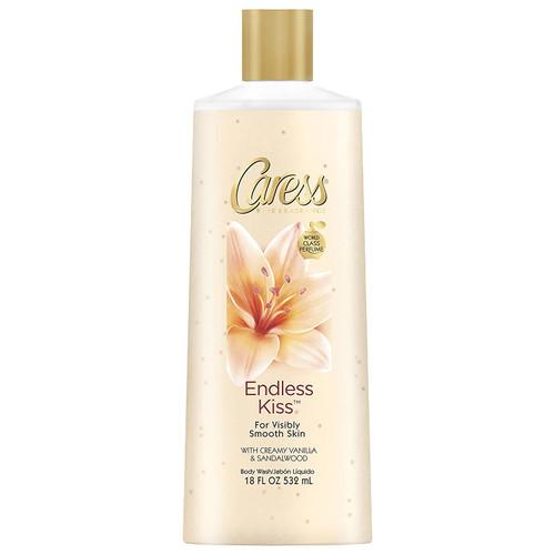 Body Wash Endless Kiss Vanilla and Sandalwood Fragranced 18 oz 2 Pack