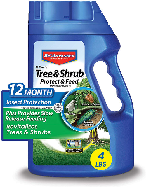 Tree and Shrub Insect Protection Formula