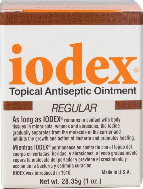 Iodex Ointment Parafin Iodine Petrolatum Oleic Acid 1oz