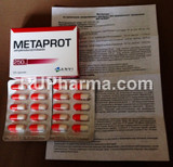 METAPROT instructions