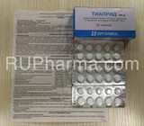 TIAPRIDE® (Tiapridal) 100 mg/tab, 20 tabs