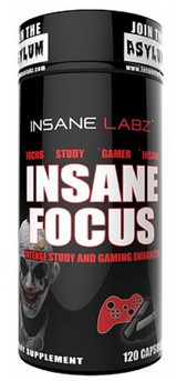 INSANE FOCUS