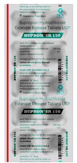 BUPRON XL 150 Zyban