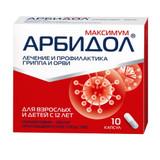 ARBIDOL Umifenovir 200 mg