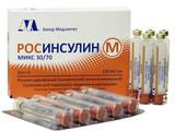 ROSINSULIN M MIX pack