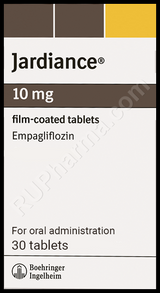 JARDIANCE 10 mg