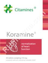 Koramin peptides