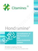 Hondramine