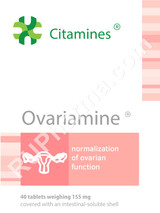 Ovariamine peptides