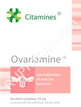 Ovariamine peptides