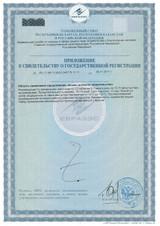 TIRAMIN certificate