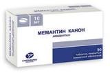 Memantine Canon 10 mg sample pack