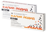 Nuke pills potassium iodine