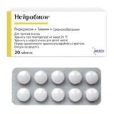 Neurobion tablets
